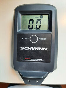 Vintage Used Schwinn AD2 Exercise Bike Console Display Monitor Works