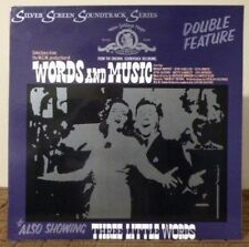 MGM Double Feature - Silver Screen Soundtrack Series - NM / MINT Vinyl LP