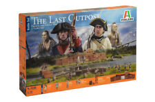 Italeri 6180 - 1/72 Set The Last Outpost - French & Indian War 1754-1763 - Neu