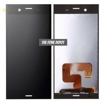 For Sony Xperia XZ1 - Replacement LCD Touch Screen Assembly - Black  uk