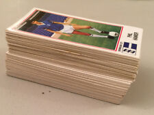 Vintage 1983 Panini Football Annual Sticker 150+ Collection Soccer / Yearbook 83