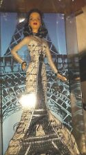 Barbie T3771 Collector Dolls of the World Eiffel Tower Doll NEW NRFB
