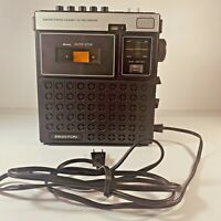 Vintage BIGSTON FM/AM Cassette Tape Recorder Radio Recorder Parts Only