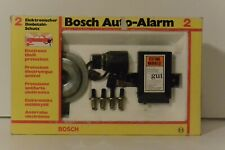 Bosch Auto Alarm 2
