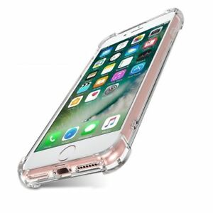 360° CLEAR TPU Case Shockproof Full Protector Cover For i phone 6 7 8 8PLUS X