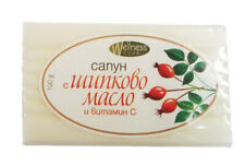 Bar Soap with rosehip oil and vitamin C 100gr