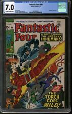 Fantastic Four #99 CGC 7.0 (OW-W)