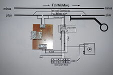 Fernschalter mit ABC-Bremsmodul zum Nachrüsten von Formsignale, D versandfrei