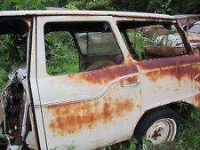 1960 Studebaker Lark Viii 4 Door Wagon Trim Molding For Left Rear Back Door