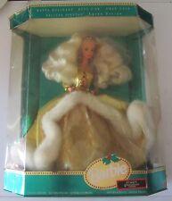 Barbie Happy Holidays 1994 Gran Galà Mattel SPESE GRATIS Nuova Scatola Rovinata