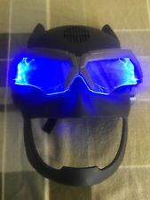 **DC Justice League**Batman Voice Talking Tactical Helmet Light up Goggle Mask
