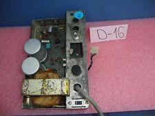 Wavetek 2001 Sweep Generator Power Module