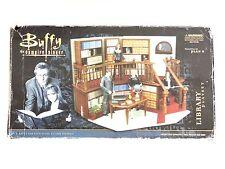 2006 Buffy the Vampire Slayer Library Playset NEW