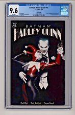 DC's Batman: Harley Quinn #1 3rd Printing Alex Ross Cover CGC 9.6