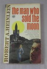 MAN WHO SOLD THE MOON ROBERT A HEINLEIN 1963 SIGNET #D2358 3RD PAPERBACK PB