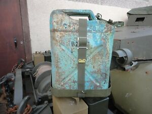 JERRY CAN HOLDER (1) FORD GPW WILLYS MB JEEP DODGE GMC HALFTRACK CHEVROLET WW2