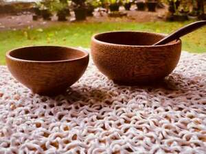 Handmade Wooden Crafted Curry Bowl Made in Sri Lanka