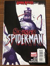 Dark Reign: Sinister Spider-Man #1 (2009) 1st Print SYMBIOTE Marvel VF/NM VENOM
