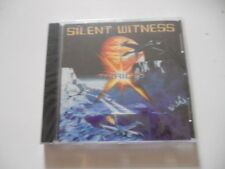 """Silent Witness """"Thrills"""" AOR cd 1998 Escape Music New Factory Sealed"""