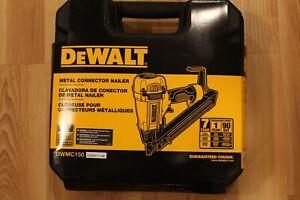 DEWALT DWMC150 1-1/2 inch Metal Connector Nailer - BRAND NEW !!!