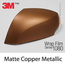 20x30cm FILM Matte Copper Metallic 3M 1080 M229 Vinyle COVERING Series Wrapping