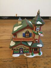Spielzeug Laden Alpine Village Series Heritage Department 56 #56192 1997 Retired