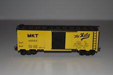 HO Scale MKT 40' Single Door Boxcar Wood & Metal 60050 C4640