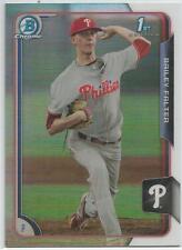 Bailey Falter Philadelphia Phillies 2015 Bowman Draft Refractor
