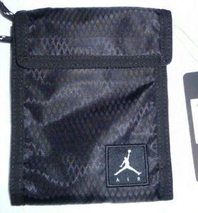 new Nike Jordan Jumpman Tri-Fold Wallet - 9A0325-023 Universal