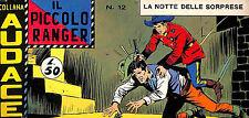 [606] IL PICCOLO RANGER ed. Araldo 1968 VII s. n.  12 stato Ottimo