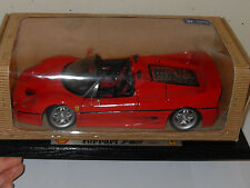 Collectable Red Ferrari F50 1:180 1995 Boxed Die Cast Model– Excellent Condition
