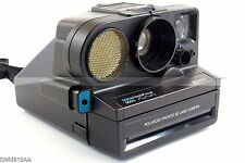Polaroid LAND CAMERA Revue SONAR AUTOFOCUS 5005 Blue esaminato & testato (DNM)