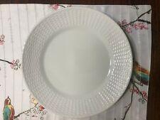 "WEDGWOOD NANTUCKET SET of FOUR (4) DINNER PLATES 10.75"" DIAM. NEW"