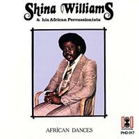 Shina Williams And His African Percussionists - African Dances (NEW VINYL LP)