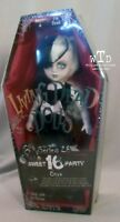 LDD LIVING DEAD DOLLS * Series 28 * ONYX * Sweet 16 SEALED