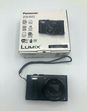 Panasonic LUMIX 30X 12.1MP Travel Zoom Camera Leica Lens