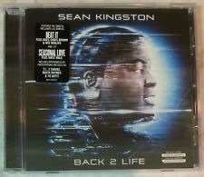 BACK 2 LIFE [Explicit] by SEAN KINGSTON (CD, 2013 - USA - Epic) BRAND NEW SEALED