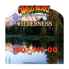 """100* Wild Berry Incence Hand Dipped 11"""" Sticks 16 Assorated Wilderness Scents"""