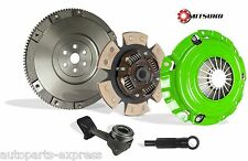 CLUTCH KIT WITH SOLID FLYWHEEL UPGRADE MITSUKO STAGE 2 FOR 04-07 FORD FOCUS 2.3L