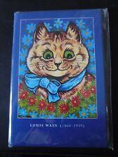 LOUIS WAIN (1860-1939) 18 Postcard Set, Chris Beetles Collection