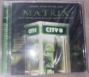The Matrix Score Varese CD Club 1,000 Edition SACD 5.1 Mix - Don Davis - Sealed