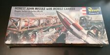 Revell 1/48 Scale Kenworth Conventional with Flatbed trailer and missle load