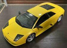 AUTOart 1:18 Diecast Lamborghini Murcielago Metallic Yellow USED