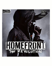 Homefront The Revolution + Revolutionary Spirit Pack Steam Pc Game Key Download