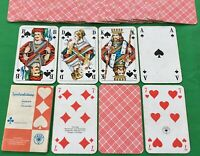 Vintage German VASS Non Standard Playing Cards Kartenspielen Cartes 32pg Booklet