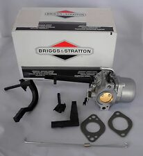 GENUINE Briggs & Stratton 591378 Carburetor Replaces 796321 696132 696133 79632