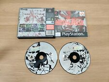 METAL GEAR SOLID MGS SONY PS1 GAME PS2 PS3 COMPATIBLE  FREE P&P
