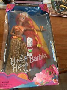 Barbie 1996 #17047 Hula Hair Never Opened