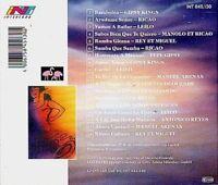 Gipsy Magic (1989, Intercord) Gipsy Kings, Ricao, Leilo, Pepe Gipsy, Los .. [CD]