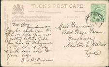 Clare Harrison. Old Heye Farm. Wargrave, Newton-le-Willows 1906 - Grandma QR409